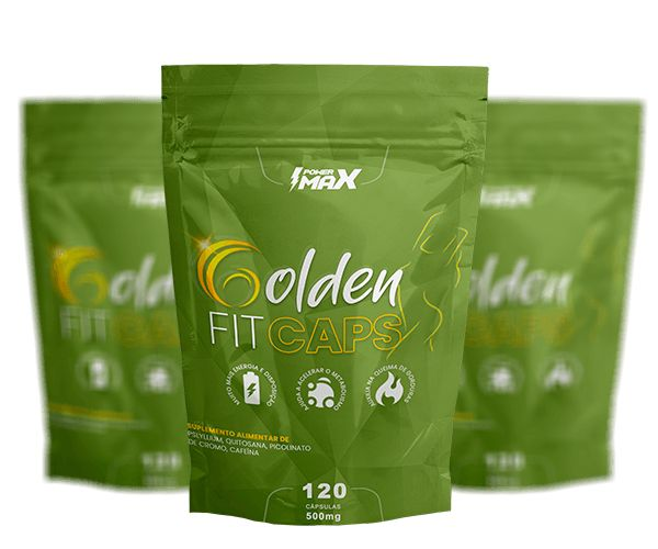 Golden Fit Caps