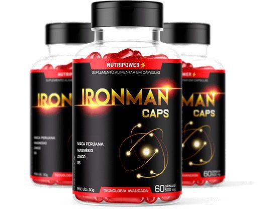 IronMan Caps