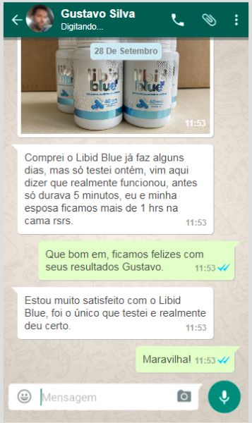 Libid Blue